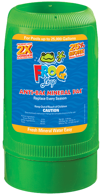 Pool Frog LEAP Mineral Reservoir - Replaces Reservoir #6100