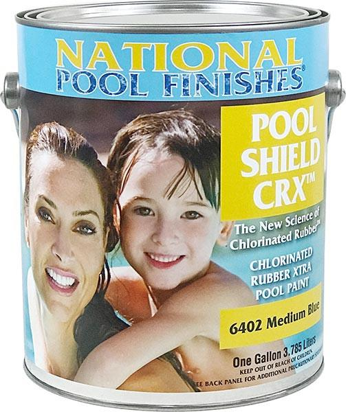 Pool Shield CRX Chlorinated Rubber Xtra