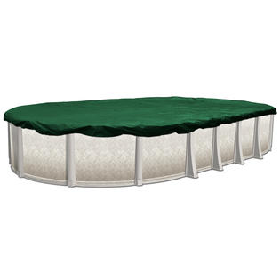 21'x41' Oval Winter Pool Covers