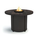 Elements Cushion 5-Piece Fire Table Chat Set