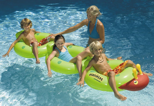 The Centipede Pool Float