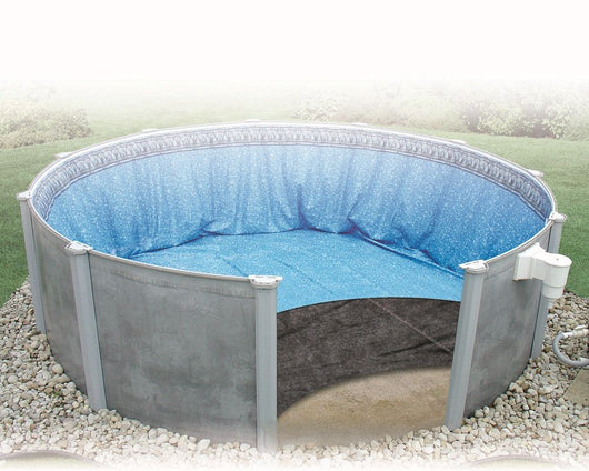 Liner Guard Pool Pad made with Geo Textile for Above Ground Pools