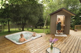 Patio Traditional Steam Outdoor Sauna