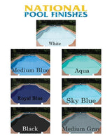 Pool Guard EHB High Build Epoxy Pool Paint 2 Gallon Kit