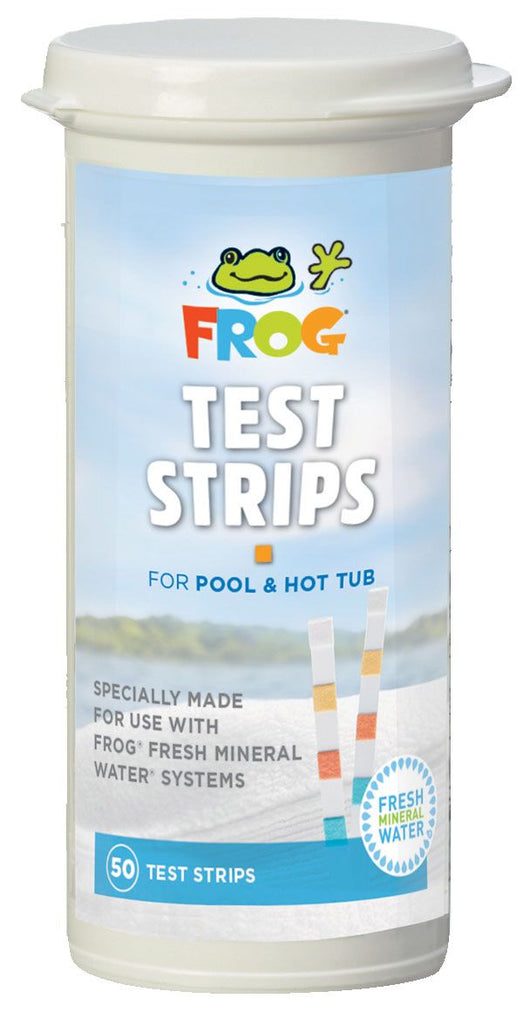 Frog Test Strips for Pool and Spa