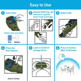 MR300 Portable Mosquito Repellent by Thermacell