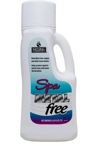 Spa Metal Free by Natural Chemistry