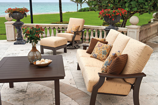 St. Catherine Cushion Collection - Telescope Casual - High Quality American Made Patio Furniture At Hansen's Pool & Spa