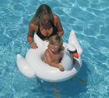 Swimline Baby Swan Pool Float Seat