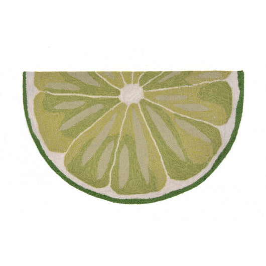 Lime Slice Indoor/Outdoor Rug - Frontporch Series