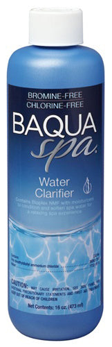 Baqua Spa Water Clarifier with Bioplex NMF 16 oz