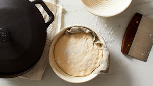 Dutch Oven No-Knead Bread