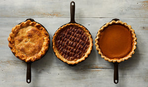 How to Make a Pie in a Cast Iron Skillet