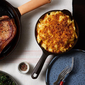 Cast Iron Skillet Mac & Cheese