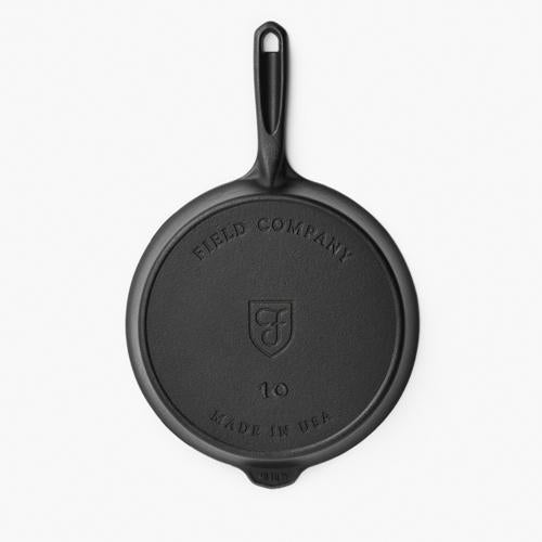 Two-Piece Cast Iron Cookware Set