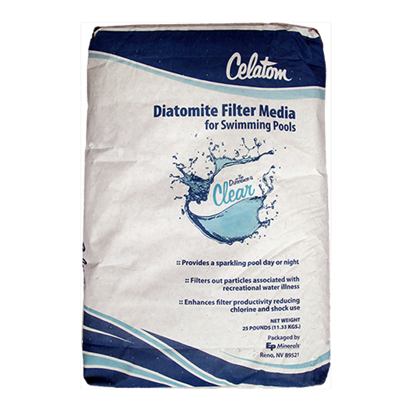 D.E. Filter Powder (25 LB) - Pool Baron