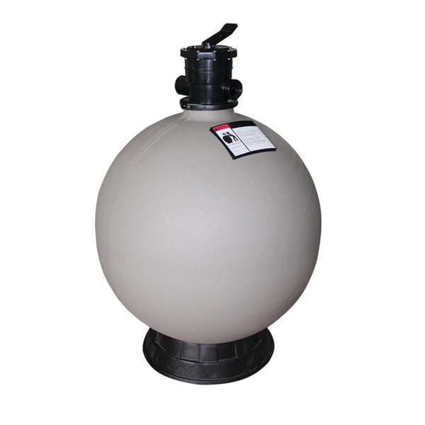 31IN Sand Filter With 2IN 6-Way Top Mounted Valve - Pool Baron