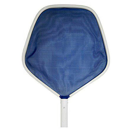 Deluxe Heavy Duty Leaf Skimmer With Aluminum Frame & Handle - 11066S - Pool Baron