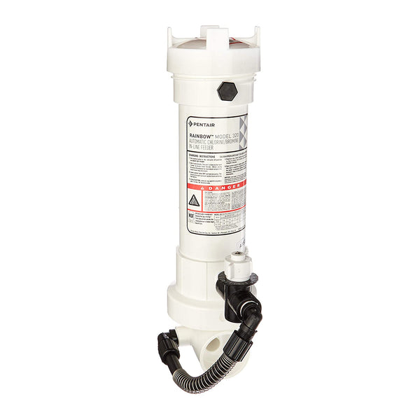 Pentair R171096 Rainbow 320 Chlorinator (Inline) - Pool Baron
