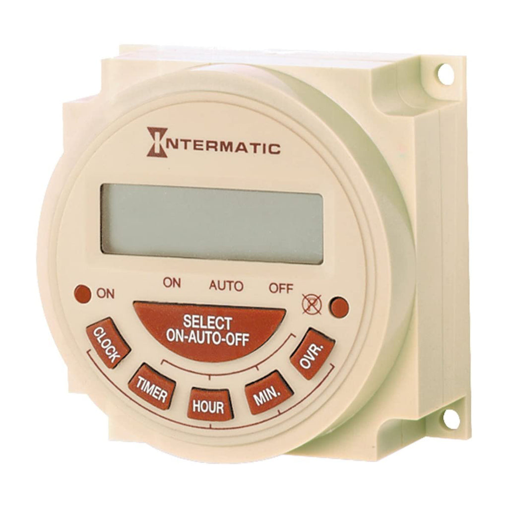 Intermatic Pb314E 16 Amps 240-Volt Electric Timer Mechanism - Pool Baron