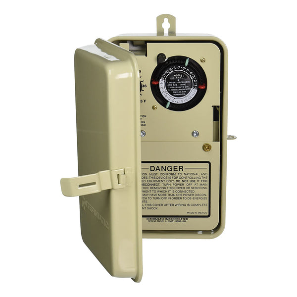 Intermatic PF1103T Timer and Thermostat - Pool Baron