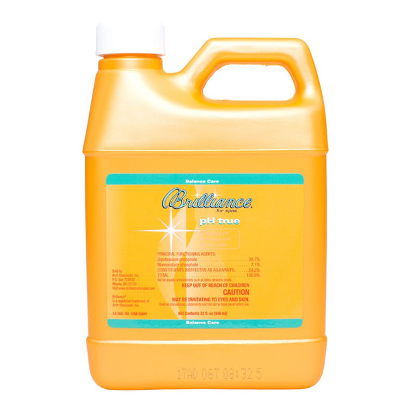 Brilliance pH True - 32 OZ - Pool Baron