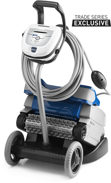 Polaris 8050 Sport Robotic Pool Cleaner - Pool Baron