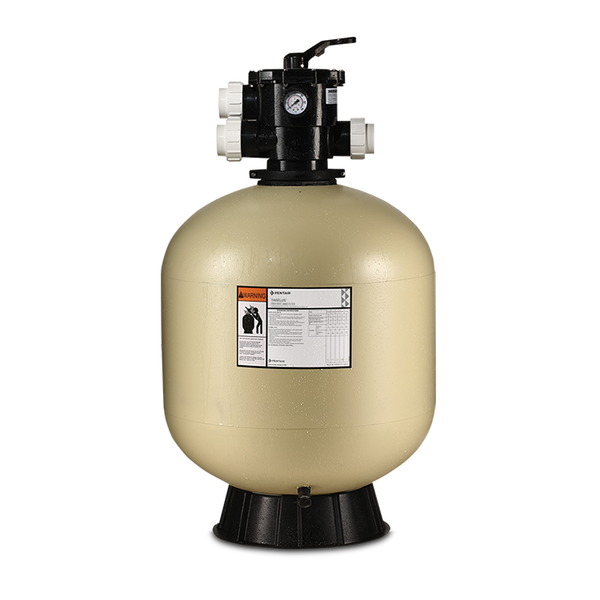 Pentair Tagelus Top Mount Sand Filter With Mutiport Valve - Pool Baron