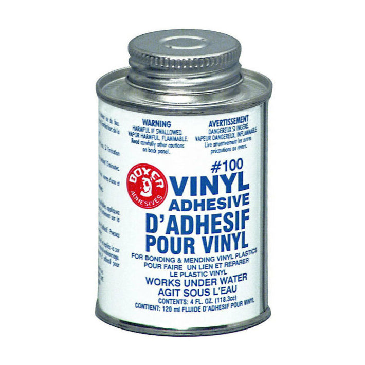 Vinyl Patch Glue - 4 OZ - Pool Baron