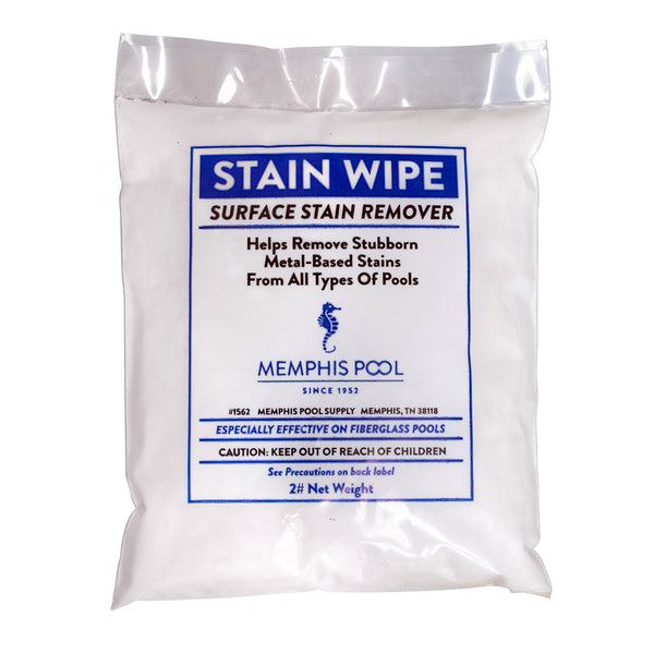 Stain Wipe Surface Stain Remover- 2LB - Pool Baron