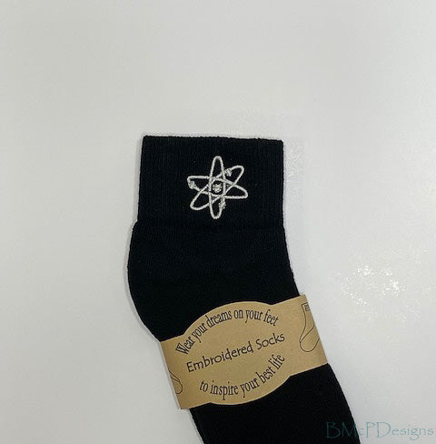 Atom Ankle Sock