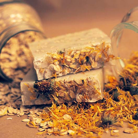 Soap Slice - Calming Chamomile