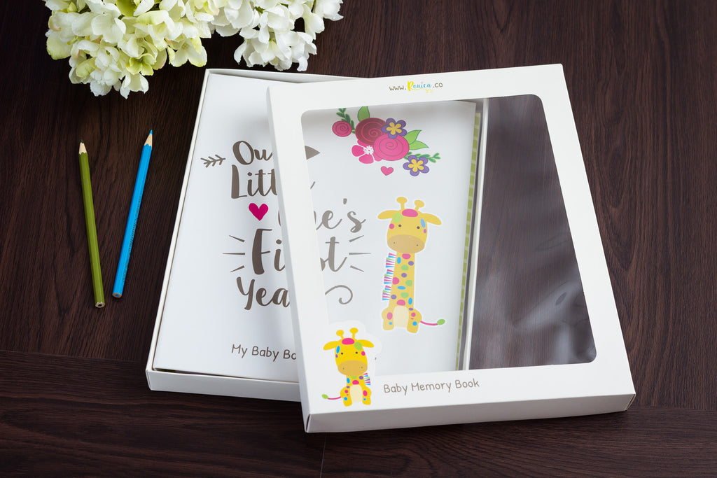 Special Post - Ronica Baby Memory Book featured on rebateszone top-holiday-gift-ideas-2016