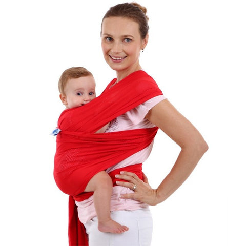 Natural Baby Wrap Carrier