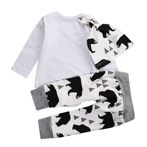Baby Bear 3 Piece Set