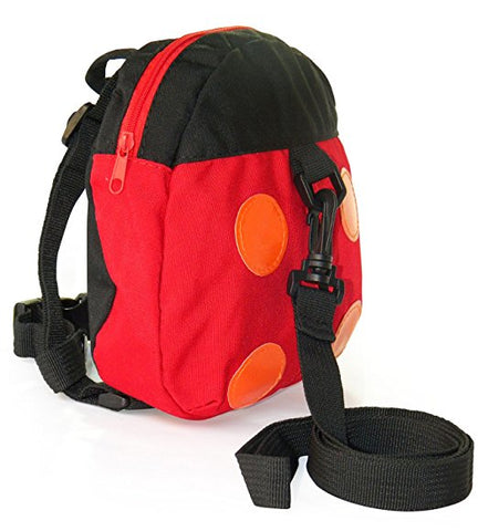 Baby Backpack with Safety Harness