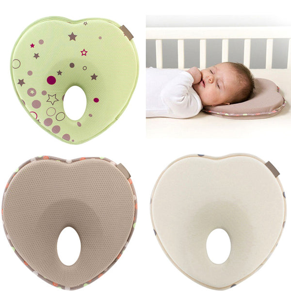 Baby Pillow - Head Shaping Support
