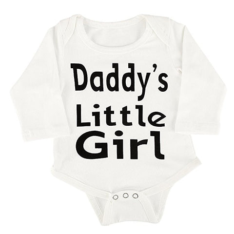 3 Piece Bodysuit - Daddy's Little Girl