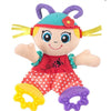 Infant Doll Teether Offer