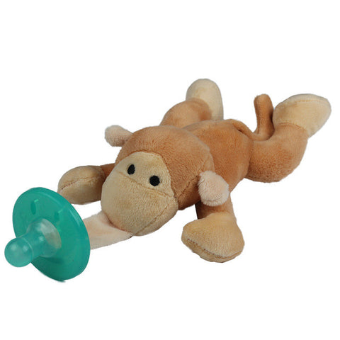 FREE Animal Plush Baby Pacifier