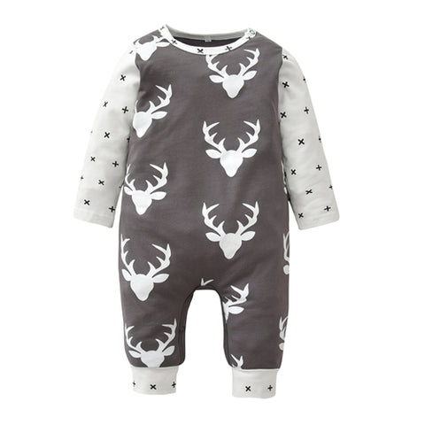 Holiday Deer Jumpsuit