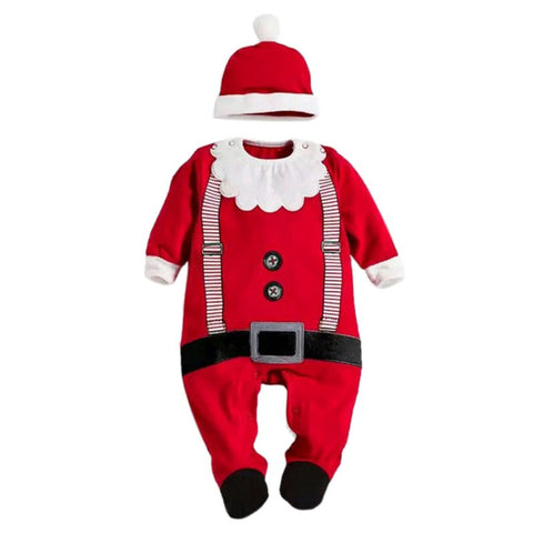 Elf/Santa Costume Set