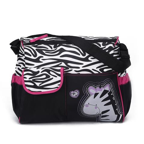Animal Fashion Diaper Bag