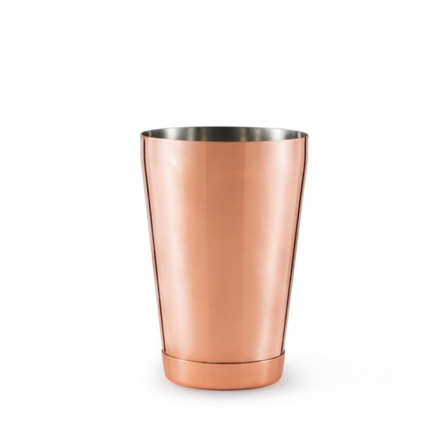 Koriko Small Shaking Tin Copper-Plated