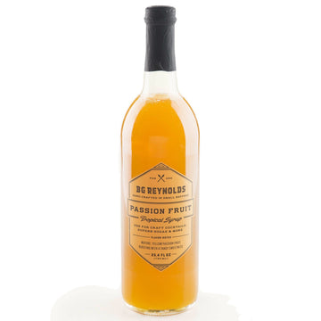 BG Reynolds Passion Fruit Syrup