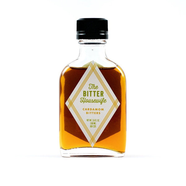 Bitter Housewife Cardamom Bitters