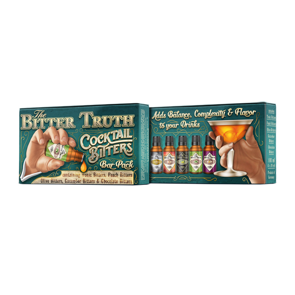 Bitter Truth Bar Pack Bitters