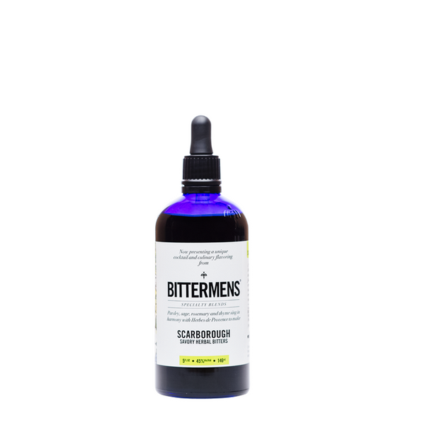 Bittermens Scarborough Savory Herbal Bitters