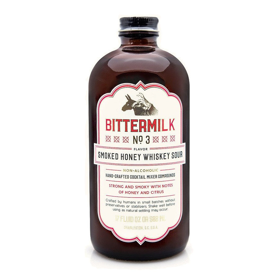 Bittermilk No 3 Smoked Honey Whiskey Sour