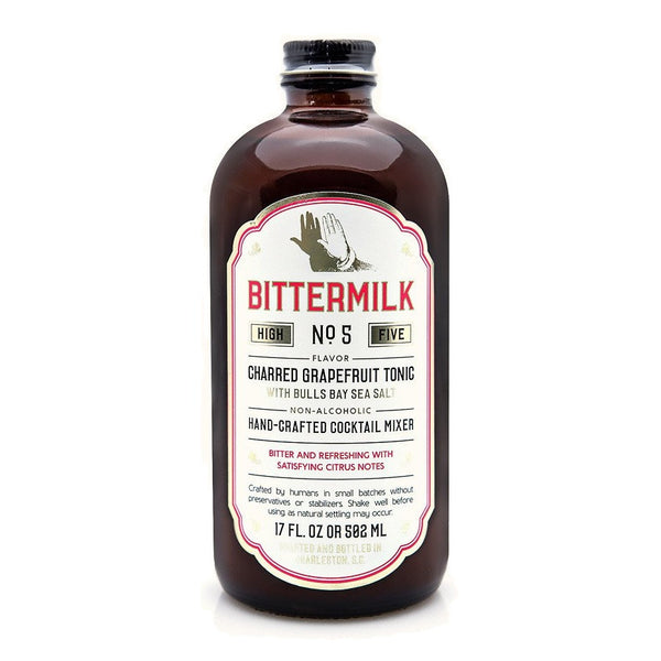 Bittermilk No 5 Charred Grapefruit Tonic